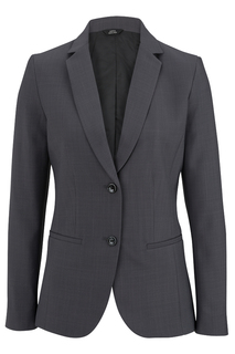 Edwards Microfiber Blazer Ladies