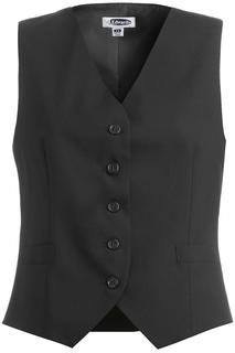 Edwards Women's High Button Vest