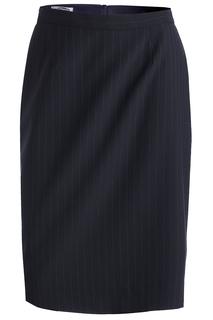 Edwards Ladies Pinstripe Straight Skirt