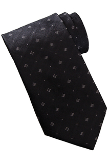 Edwards Men's Dot And Diamond Pattern Tie