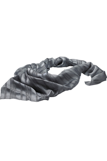 Edwards Women's Solid With Mixed Weave Scarf