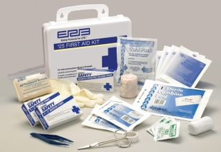 25 ANSI - 25 Person First Aid Kit