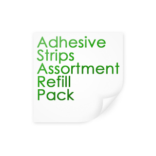 Adhesive Strips Assorted