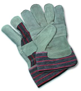 Leather Palm Premium Gloves