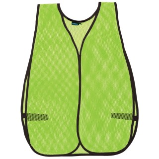 NON-ANSI Vest - Hook & Loop - One Size Fits Most