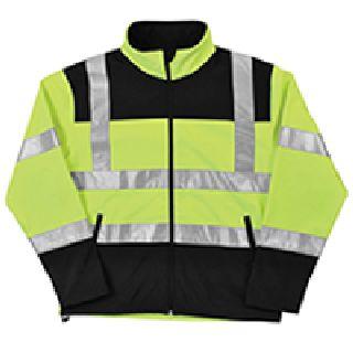 Mens Soft Shell Jacket - Zipper
