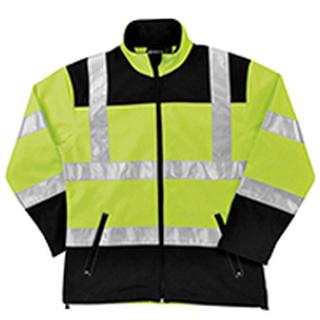Womens Soft Shell Jacket - Zipper