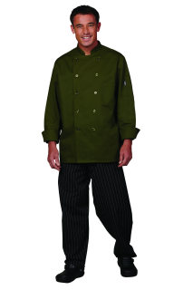 Unisex Oregano Twl Chef Coat