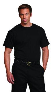 Unisex Black 100C SS T-Shirt