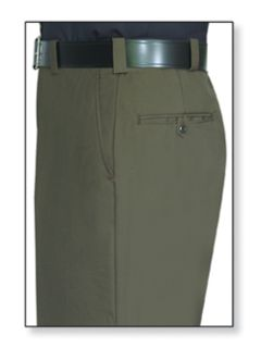 Men's Forest Green T-1 Gabardine 65/35 Poly/Rayon Trouser