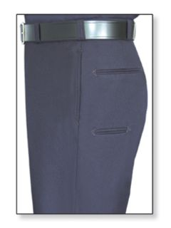 Men's LAPD Navy T-6 Deluxe Tactical Trouser Serge Weave 70/28/2 Poly/Rayon/Lycra®;