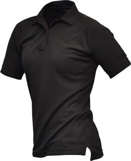 Vertx Women's coldblack® Short Sleeve Polo