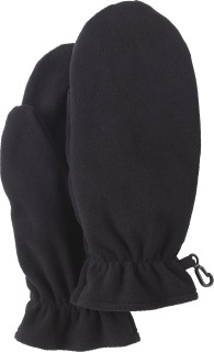 Recycled Polyester Fleece Mittens