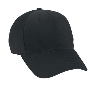 4-Way Stretch Deluxe Brushed Twill Cap
