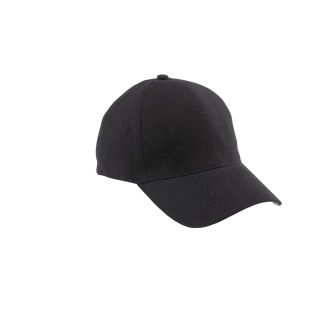 Two-Way Stretch Brushed Twill Cap