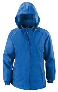Climate Core365™ Ladie's Seam-Sealed Lightweight Variegated Ripstop Jacket