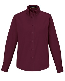 New Operate Core 365tm Ladie's Long Sleeve Twill Shirts