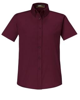 New Optimum Core 365tm Ladie's Short Sleeve Twill Shirts