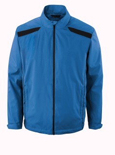 Tempo Jacket Men's Lightweight Recycled Polyester Jacket With Embossed Print