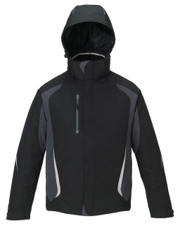 New Height Men's 3-In-1 Jackets With Insulated Liner
