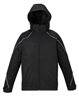 88196T New Angle Men's 3-In-1 Jacket With Bonded Fleece Liner