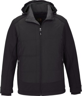Neo Men's Insulated Hybrid Soft Shell Jackets