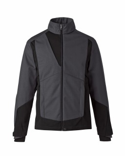 New Commute Men's 3-Layer Light Bonded Two-Tone Soft Shell Jackets With Heat Reflect Technology