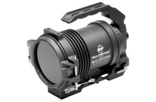 HF4B HID Searchlight/Weaponlight, High/Low/Strobe Modes