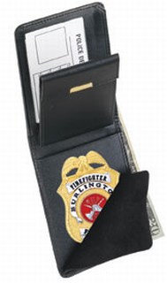 Traditional Badge Wallet - Dress