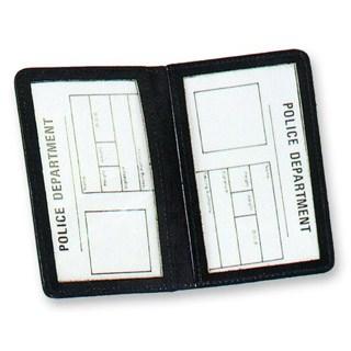 Side Open Double ID Case - Duty