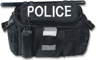 Deluxe Gear Bag - Police Imprint