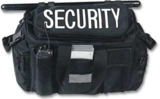 Deluxe Gear Bag - Security Imprint