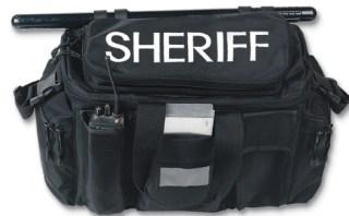 Deluxe Gear Bag - Sheriff Imprint