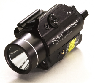 TLR-2 Rail Mounted Tactical Light with Laser Sight